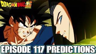 Dragon Ball Super Episode 117 Predictions! Showdown Of Love! Androids Vs Universe 2!