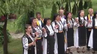 Grupul vocal FRUNZA VERDE IASOMIE din Grebenisu de Campie - Io de când am apucat