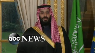 CIA reportedly links Crown Prince to journalist