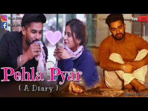 Xxx Mp4 Pehla Pyar A DIARY Hola Boy 39 S AAZAM Unexpected Twist Best Love Story Of 2018 3gp Sex