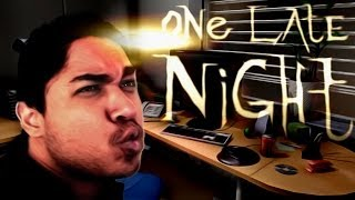 One Late Night | LES HEURES SUPP DE L'HORREUR
