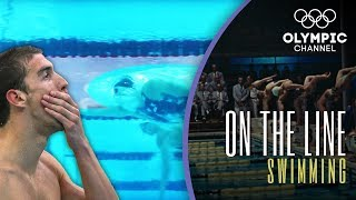 USA vs France: The most epic Swim Relay Finish - Beijing 2008