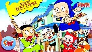 Complete History Of Ninja Hattori in Hindi   Explained in Hindi   Anime in Hindi
