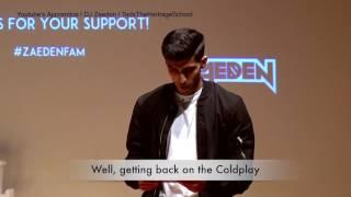 TEDx - ZAEDEN