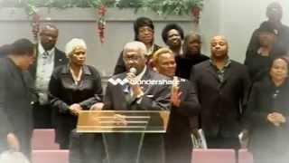 Praise Break at my Grandmother's Funeral