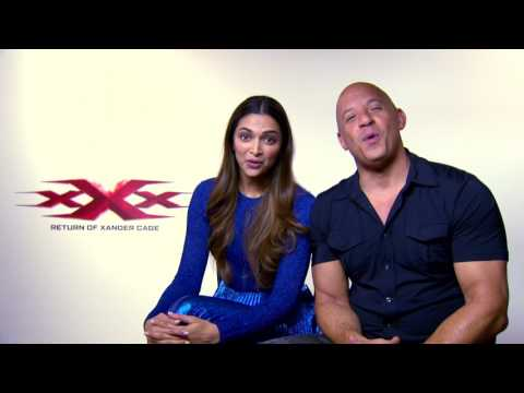 Xxx Mp4 Invite From Deepika Padukone Vin Diesel The Stars Of XXx Return Of Xander Cage 3gp Sex