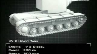 Танк КВ. Советский стальной монстр (ч-2)