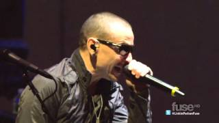 Linkin Park - Lying From You (Madison Square Garden 2011) HD