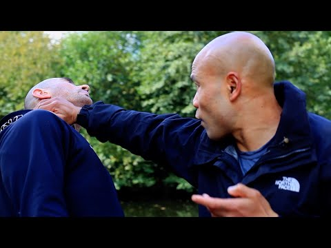How to End a Fight in Seconds use wing chun