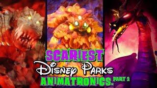Scariest Disney Animatronics Part 2