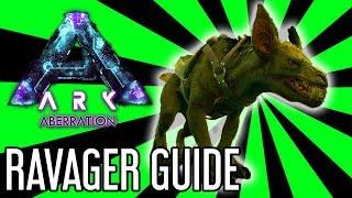 Ravager Guide for ARK: Aberration