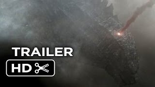 Godzilla TRAILER 1 (2014) - Bryan Cranston Monster Movie HD