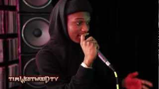 Wizkid: Azonto freestyle, colabs, tatts & stage shows! - Westwood Crib Session