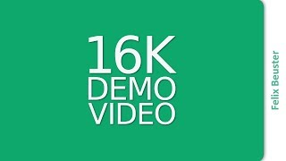 How big is 16K video? [EN]