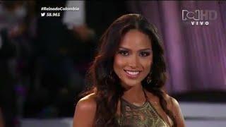 Miss Colombia 2015 Andrea Tovar -  Traje de Baño