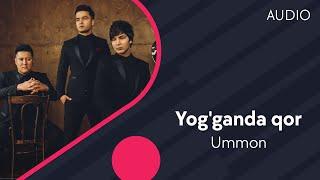 Ummon guruhi - Yog'ganda qor | Уммон гурухи - Ёгганда кор (music version)