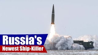 The Iskander Ballistic Missile May Be Russia