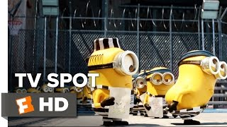 Despicable Me 3 TV Spot - Be Bad (2017) | Movieclips Coming Soon