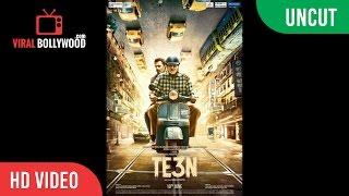 TE3N Official Trailer launch | Amitabh Bachchan, Vidya Balan, Nawazuddin Siddiqui