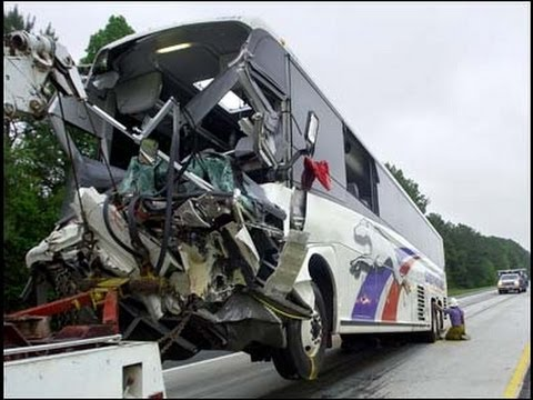 accidentes de autobus bus accident los accidente de autobuses mas fuertes de la historia 2013