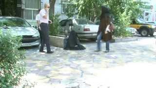 Short film Beggar Iranian (گدا)