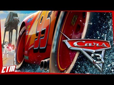 CARS 3 Trailer Lightning McQueen Crash what happens next Disney Pixar