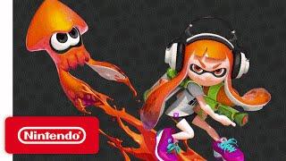 Nintendo Direct Presentation - Splatoon Game Overview (5/7/15)