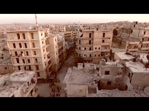 Así está hoy Alepo, la segunda ciudad más importante de Siria