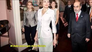 La reina Letizia en la FAO | Mala educación y pintas de perdularia