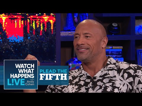 Xxx Mp4 Will Dwayne Johnson Dish About Vin Diesel During Plead The Fifth Plead The Fifth WWHL 3gp Sex
