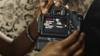 How to Format a Memory Card for a Canon Camera : Basic Photography