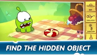 Find The Hidden Object Ep.3 - Om Nom Stories: Mad Tea Party