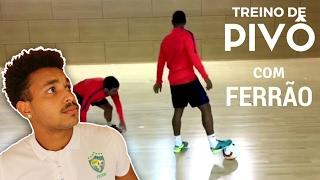 Como ser um bom pivô no Futsal - Ferrão
