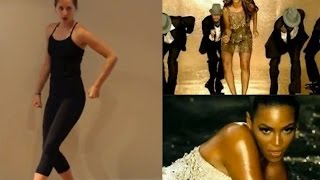 Beyonce 'Upgrade U' Dance Tutorial