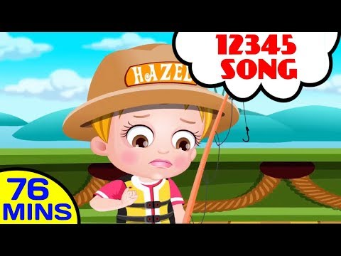Xxx Mp4 12345 Once I Caught A Fish Alive By Baby Hazel Nursery Rhymes Popular Nursery Rhymes Collection 3gp Sex