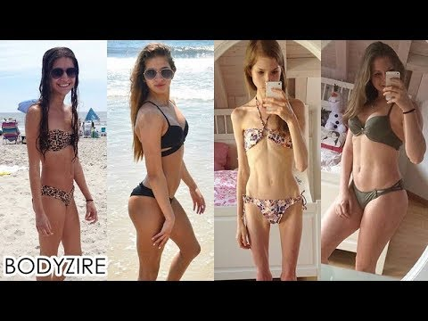 Xxx Mp4 Awesome Women Body Transformation Female Skinny To Muscle Fit Motivation Before And After 3gp Sex