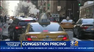 Task Force On Congestion Pricing Releasing Report
