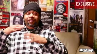 Toni Porter Exclusive Juvenile Interview - Hip Hop Weekly