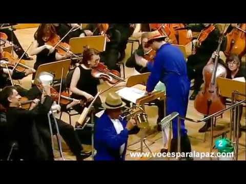 SINFONIA PASTORAL. L. Mozart. Dir José R. Encinar y Andrés Salado