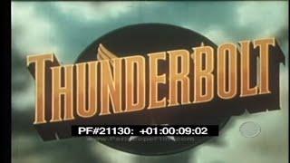Thunderbolt - Italy World War II, P-47 Thunderbolt, Jimmy Stewart 21130