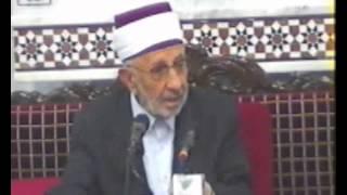 الدكتور البوطي ينقض خرافة تحضير الارواح التي انتشرت في اروبا وصدقها الحمقى ممن يدعون الاسلام