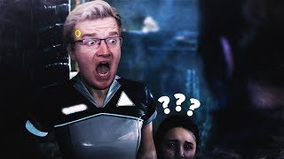 DONT DIE ON ME!! - DETROIT BECOME HUMAN GAMEPLAY #3