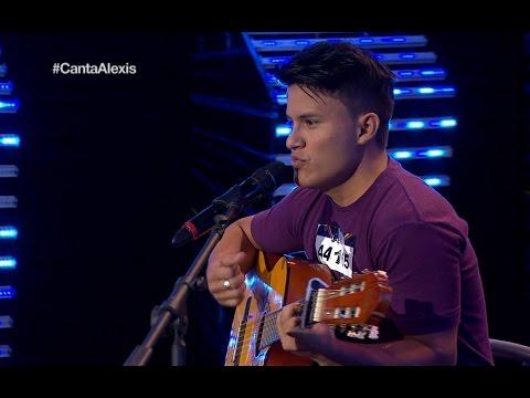 Cuando cantas y compones con el ALMA La reina Alexis Flores ECUADOR TIENE TALENTO 5