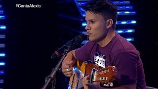 Cuando cantas y compones con el ALMA - La reina - Alexis Flores - ECUADOR TIENE TALENTO 5