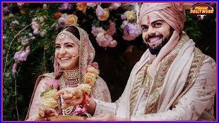Anushka's Family Arrives In Mumbai Post The Italian Wedding | Bollywood News