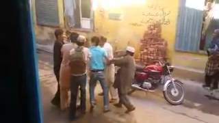 funny Street Fighter in Pakistan   Punjabi   Funny