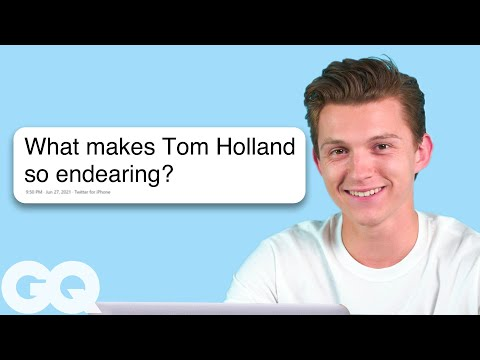 Tom Holland Goes Undercover on Reddit YouTube and Twitter GQ