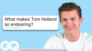 Tom Holland Goes Undercover on Reddit, YouTube and Twitter   GQ