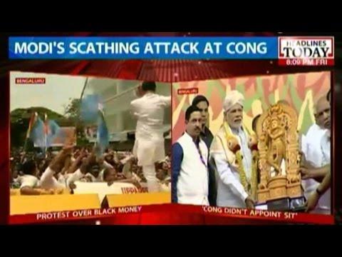 Xxx Mp4 Black Money PM Modi Hits Back At Congress 3gp Sex