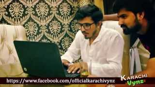 If SADAT HASAN MANTO Was On FaceBook By Karachi Vynz Official (PG18+)